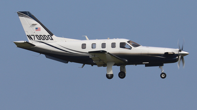 N700DQ - Socata TBM-700 - Private