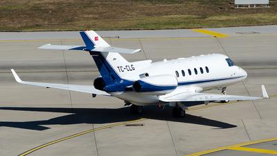 TC-CLG - Hawker Beechcraft 900XP - Private