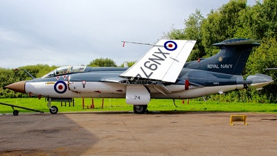 XN974 - Blackburn Buccaneer S.2B - United Kingdom - Royal Navy