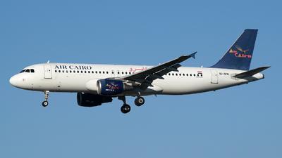 SU-BPW - Airbus A320-214 - Air Cairo
