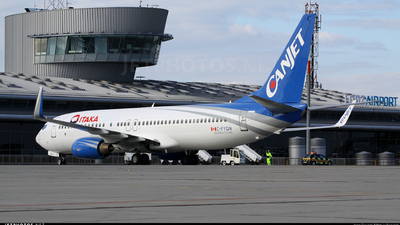 C-FYQN - Boeing 737-8AS - CanJet Airlines