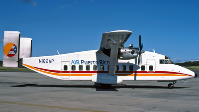 N182AP - Short 330-200 - Air Puerto Rico Airlines