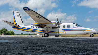 PT-WIC - Rockwell Commander 690C Jetprop 840 - Private