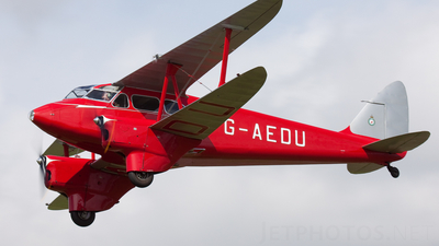 G-AEDU - Dragonfly - Private