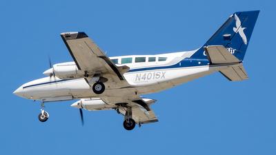 A picture of N401SX - Cessna 402C - Cape Air - © Stephen J Stein