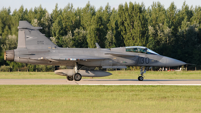 30 - Saab JAS-39C Gripen - Hungary - Air Force