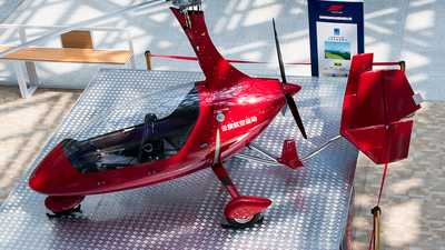 - AutoGyro Europe Calidus - Private