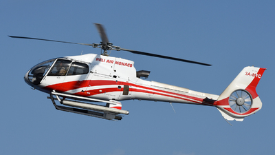 A picture of 3AMFC - Eurocopter EC130 B4 - [3768] - © Iurii Tolstik
