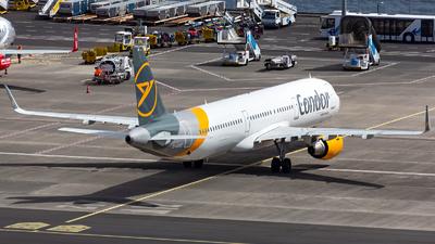 A picture of DAIAC - Airbus A321211 - Condor - © Nelson Sousa