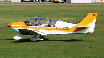 HB-EXU - Robin DR400/180R Remorqueur - Alpine Segelflugschule Schänis