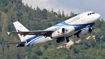 HS-PPN - Airbus A319-132 - Bangkok Airways