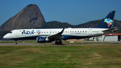 PR-AZC - Embraer 190-100IGW - Azul Linhas Aéreas Brasileiras
