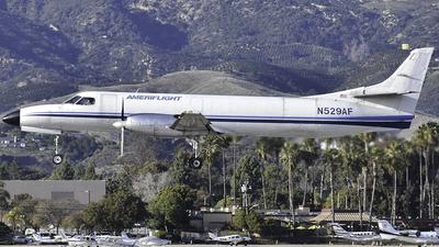 N529AF - Fairchild SA227-AC Metro III - Ameriflight