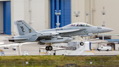 168259 - Boeing EA-18G Growler  - United States - US Navy (USN)