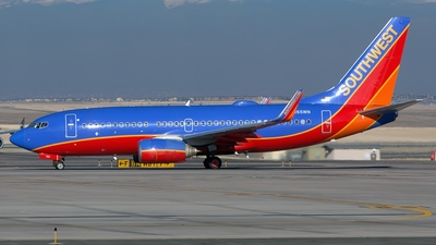 N265WN - Boeing 737-7H4 - Southwest Airlines