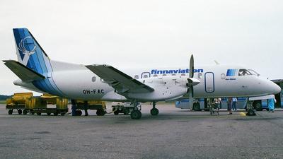 OH-FAC - Saab 340A - Finnaviation
