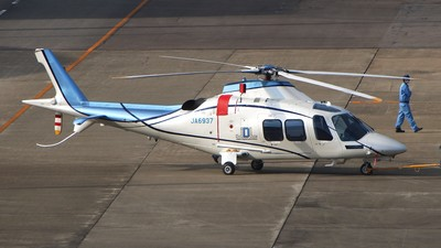 JA6937 - Agusta-Westland AW-109SP - Ibex Aviation