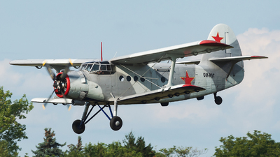 OM-RST - PZL-Mielec An-2TD - Private
