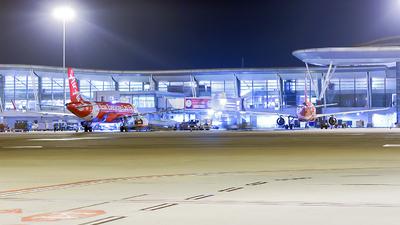 VOBL - Airport - Ramp