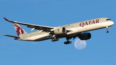 A7-ANI - Airbus A350-1041 - Qatar Airways