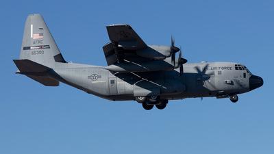 96-5300 - Lockheed Martin WC-130J Hercules - United States - US Air Force (USAF)