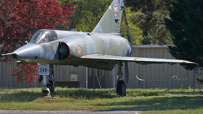 348 - Dassault Mirage 3 - France - Air Force