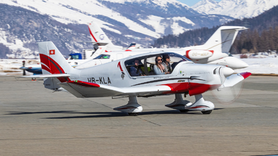 HB-KLA - Robin DR401/155CDI - Motorfluggruppe Thurgau
