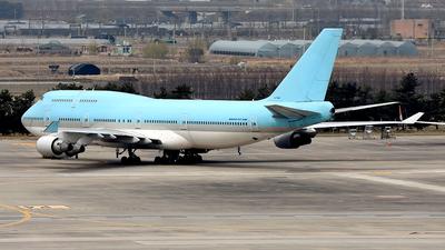 HL7494 - Boeing 747-4B5 - Korean Air