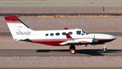 N414GP - Cessna 414A Chancellor - Sun Valley Freight