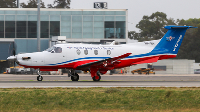 VH-FNH - Pilatus PC-12/47E - Royal Flying Doctor Service of Australia (Queensland Section)