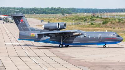 RF-88450 - Beriev Be-200ChS - Russia - Navy