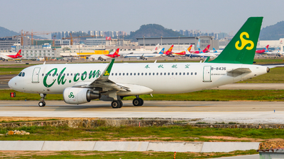 B-8436 - Airbus A320-214 - Spring Airlines