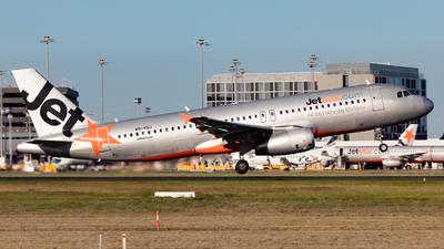 A picture of VHVQJ - Airbus A320232 - Jetstar Airways - © Nicholas Kimura