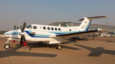 653 - Beechcraft B300 King Air - South Africa - Air Force