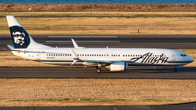N459AS - Boeing 737-990ER - Alaska Airlines
