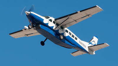 N861MA - Cessna 208B Grand Caravan - Tropic Ocean Airways