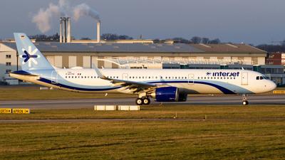 D-AVYM - Airbus A321-251N - Interjet