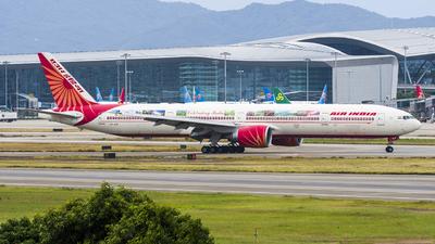 VT-ALN - Boeing 777-337ER - Air India