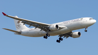 TC-OCE - Airbus A330-223 - Saudi Arabian Airlines (Onur Air)