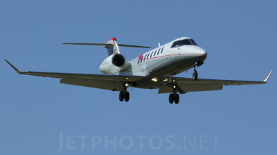 N446LJ - Bombardier Learjet 75 - Private
