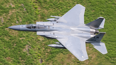 86-0174 - McDonnell Douglas F-15C Eagle - United States - US Air Force (USAF)