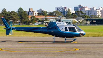 PT-YTU - Helibrás AS-350B2 Esquilo - Private