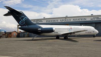 ZS-PAK - McDonnell Douglas DC-9-32 - Phoebus Apollo Aviation