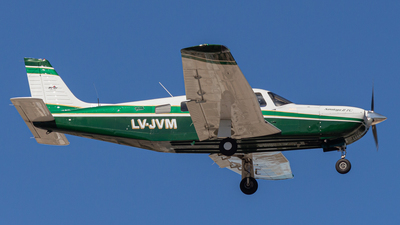 LV-JVM - Piper PA-32R-301T Saratoga II TC - Private