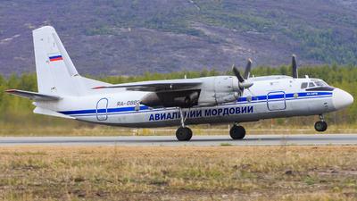 RA-08824 - Antonov An-24RV - IrAero