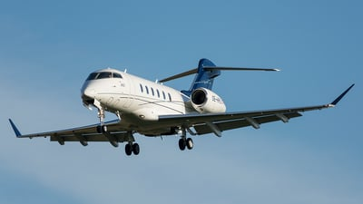OE-HRS - Bombardier BD-100-1A10 Challenger 350 - International Jet Management