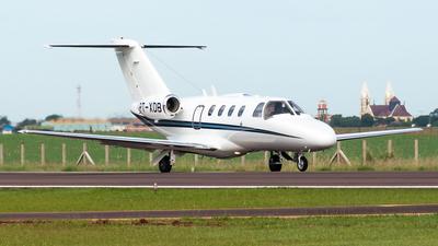 PT-XDB - Cessna 525 Citationjet CJ1 - Private