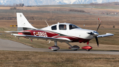 C-GBSG - Cessna T240 Corvalis TTX - Private