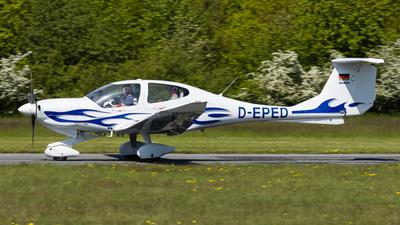 D-EPED - Diamond DA-40D Diamond Star - Private
