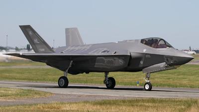 14-5091 - Lockheed Martin F-35A Lightning II - United States - US Air Force (USAF)